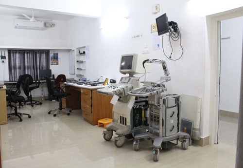 Niranjan Ultrasound (P) Ltd. Vengeri  360 virtual view