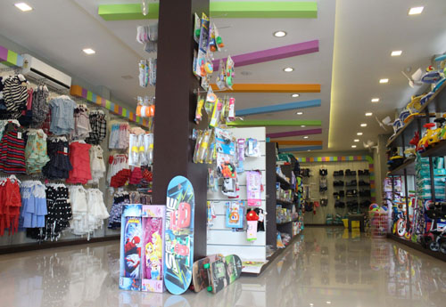 FirstCry Store Manjeri  360 virtual view
