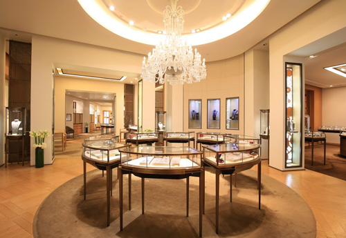 Cartier  360 virtual view