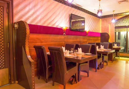 Taal Indian Restaurant – Bida Photo shoots