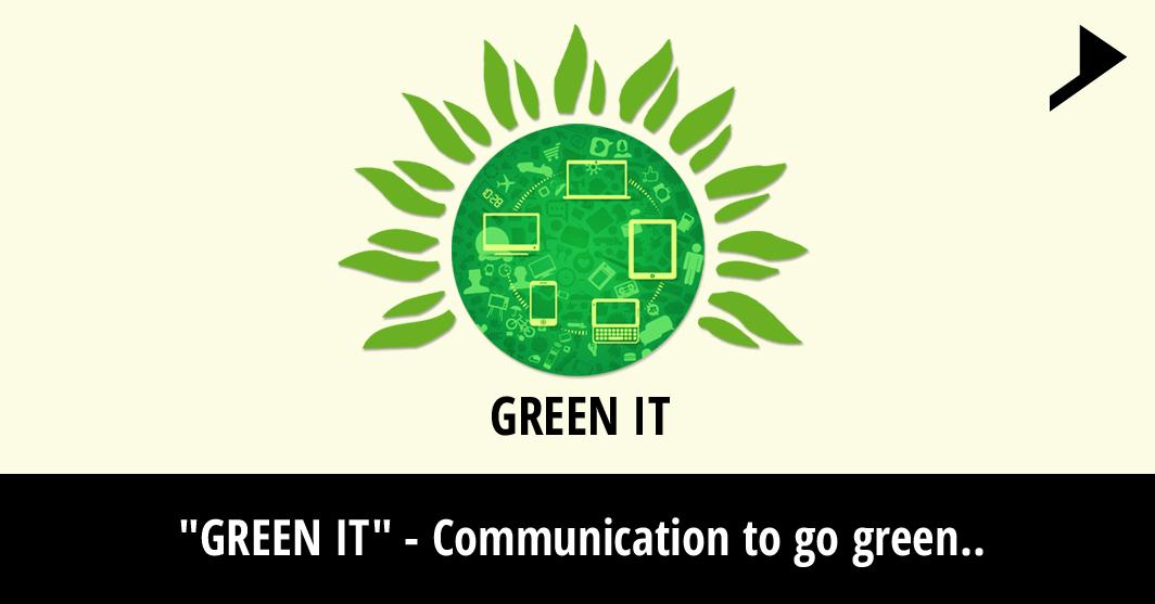 greener it