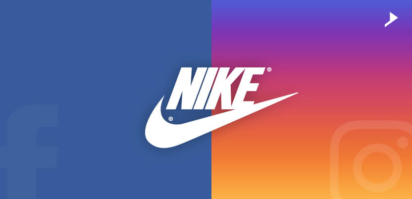 excursionismo Simplemente desbordando Leche  How does Nike use its social media platforms to increase its brand name? |  Sweans Technologies