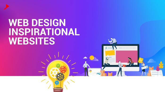 Web Design Inspirational Websites Sweans Technologies