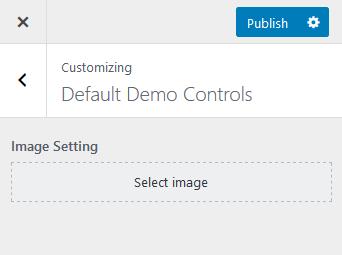 API Image Control